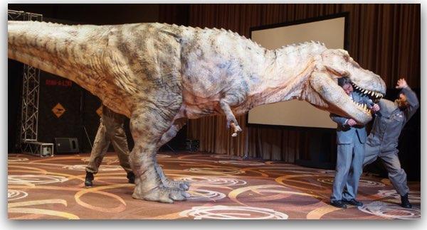 dinosuit