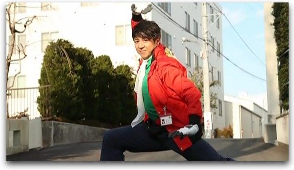 "ryou リュウレンジャー・""天火星"" 亮こと和田圭市さんがなぜアキバレッド"